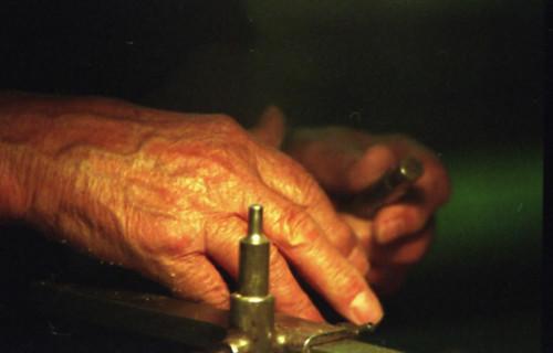 Norbs hands