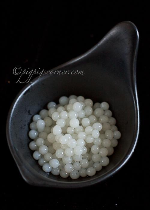 lychee caviar