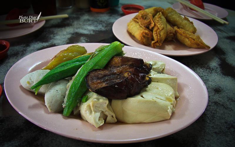 吉隆坡_釀豆腐