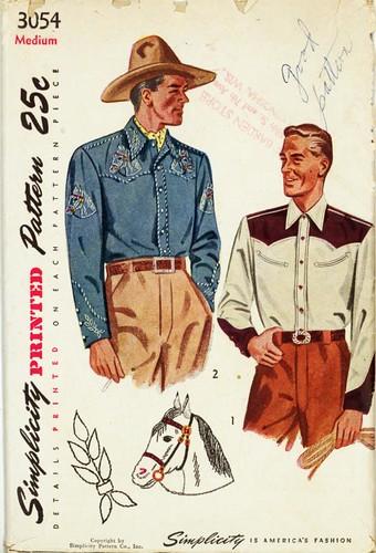Simplicity 3054 (1949)