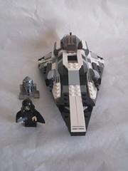 IMG_5257 (Sylann38) Tags: star wars starfighter barriss offee