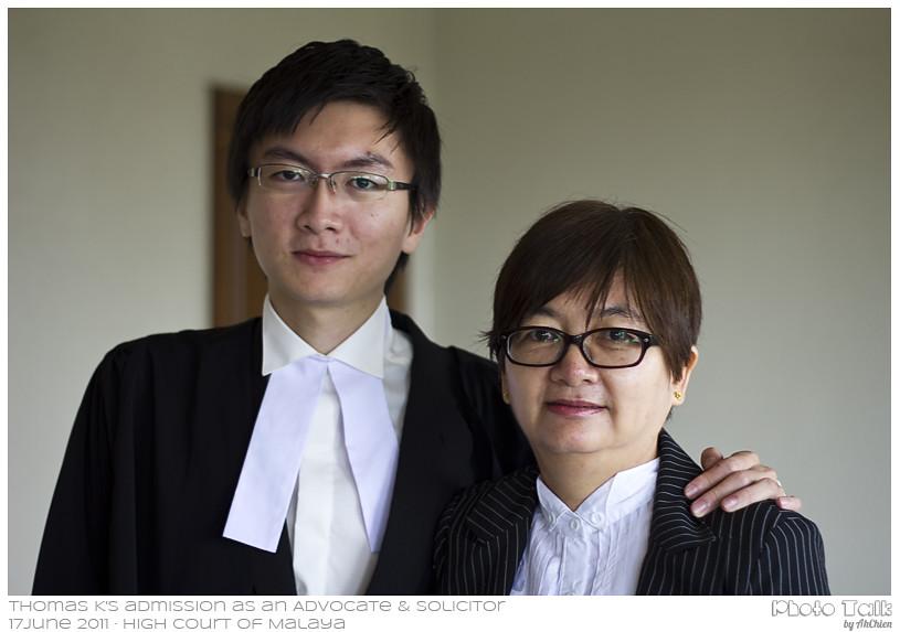 Uncle Kwan  & Aunty Kwan