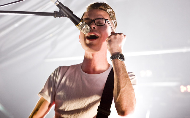 Tom Vek @ Heaven 16/06/11