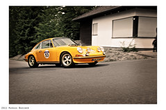 Porsche 911 S (1972) (markus 83) Tags: classic apple car germany nikon sigma porsche oldtimer challenge saarland mitzieher classique stausee saarlorlux 2011 losheim 911s 1770mm d5000 aperture3