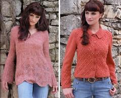 BoutonOr91_04 (Homair) Tags: wool sweater fuzzy cardigan boutondor modischemaschen