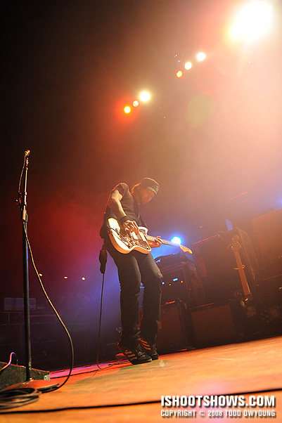 Gaslight Anthem @ the Pageant -- 2008.11.16