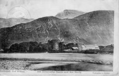 Old Inverlochy Castle and Ben Nevis
