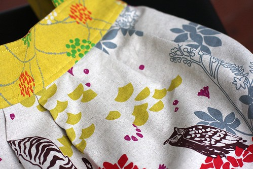 Sewing Pattern Review: The Birdie Sling by Amy Butler