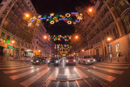 Madrid Christmas Lights 08