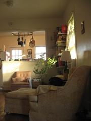 this morning (harthillsouth) Tags: morning dog house home corner morninglight chairs room livingroom