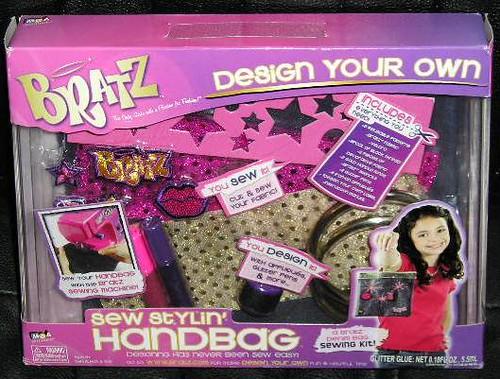 bratz sew stylin sewing machine
