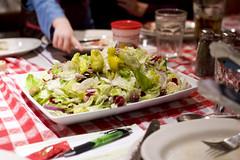 Mixed Green Salad-Buca di Beppo