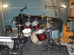 The Curve drum tracking