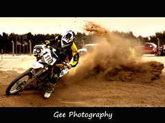 Untitled (Geelistic) Tags: dusty bike sport race speed canon out outdoor racing dirt kuwait dust kuwaiti q8