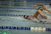 Brown, Megan - 1650m Free 05 (dwightsghost) Tags: college sports water pool freestyle ncaa columbiauniversity divisioni womensswimming canonef70200mmf28lisusm 1mile 1650m canoneos5dmarkii meganbrown 1650meter womensswimminganddiving