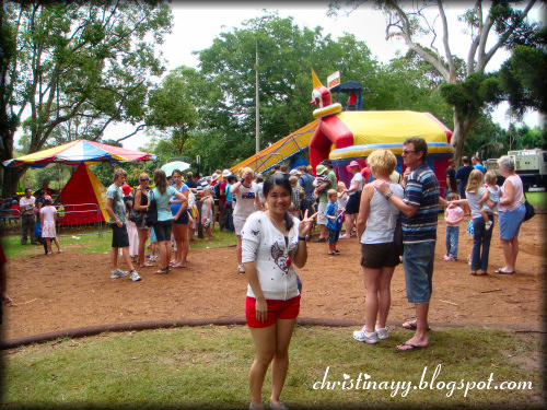 Australia Day Celebration 2009 @ Picnic Point