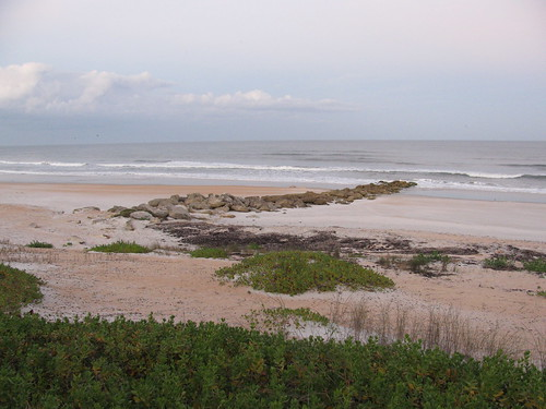 Beach on the Atlantic