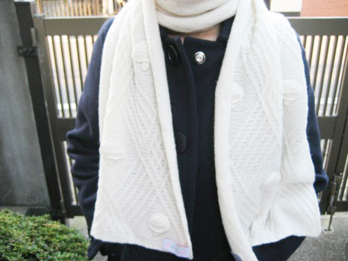 Knit Scarf from Paul & Joe Sister