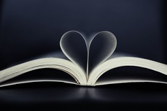 today (b_piotrowska) Tags: book heart object romantic barbarapiotrowska
