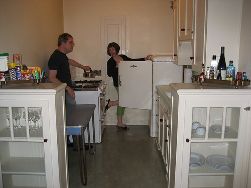 Fun in the Chateau Marmont Kitchen