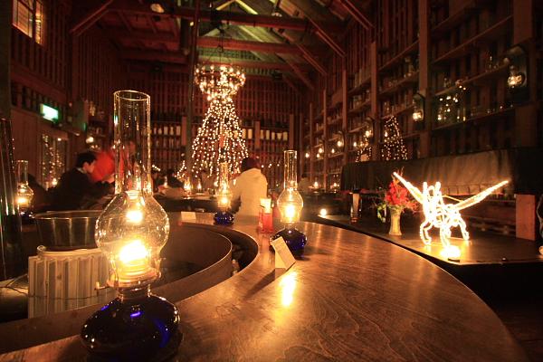 2009北海道-D3-3-歐風煤油燈咖啡_11.JPG