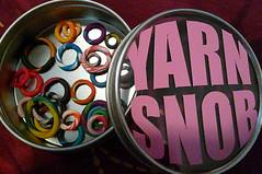 yarnsnob stitch markers