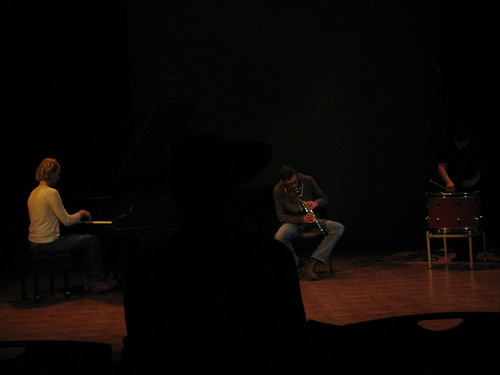 Gust Burns, Michael Thieke, Lê Quan Ninh trio