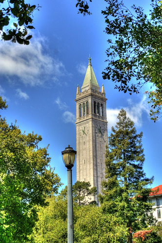 Campanile in HDR