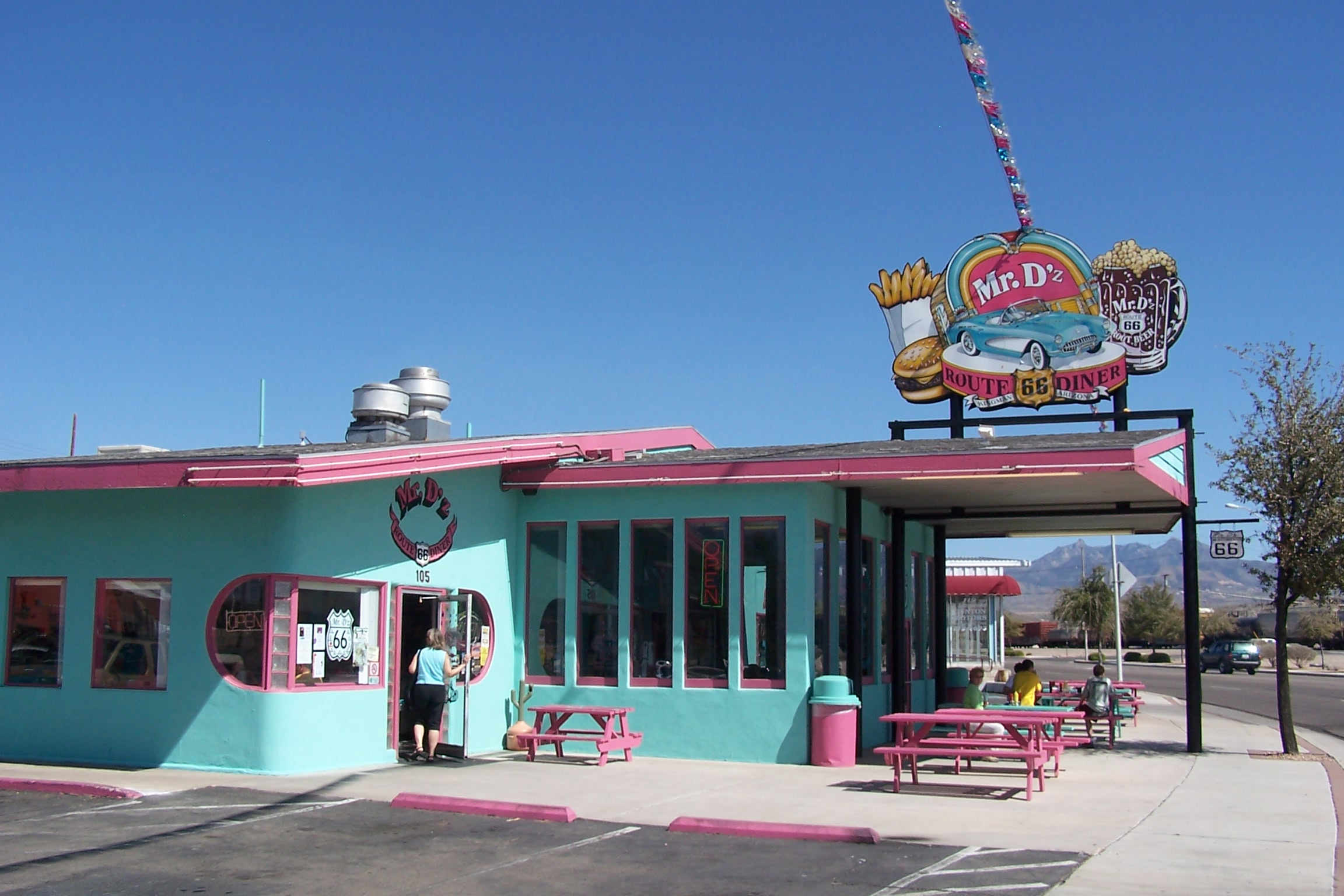 Ece O Route 66 Diner