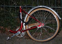 In Treue fest - Das Schloss hlt (M.J.AL) Tags: bicycle happy fahrrad glcklich radfahren