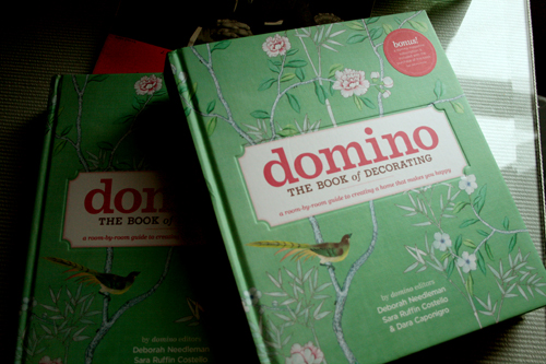 Domino Book Giveaway