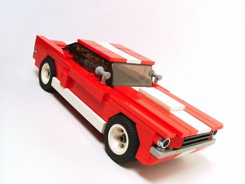 Mustang 3/4 tilt by Tek F.