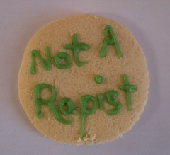 cookie--not a rapist