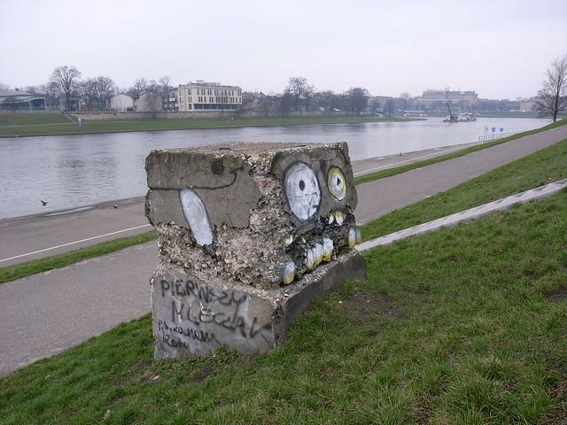 Cracovia - Krakow face