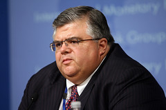 Augustin Carstens, Development Committee Chair, Finance Minister, Mexico