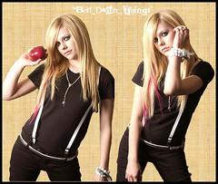 Twilight Av (Meggers Riot) Tags: avril lavigne