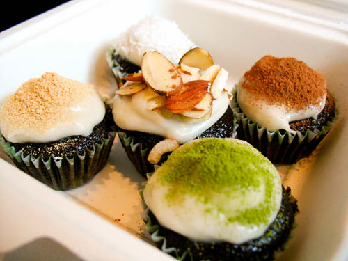 Heavenly Cupcakes from Roji Tea Lounge