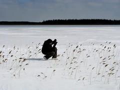 IMG_0533 (cloning girl) Tags: finland frozenlake finlandia lagohelado