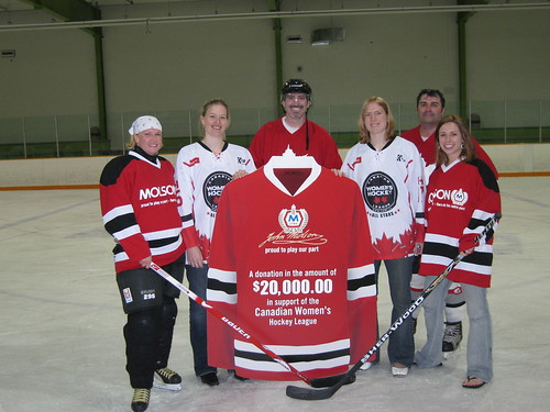 Molson Cup Challenge and 20K Donation 003