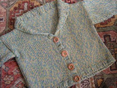 Updated Grandpa Sweater