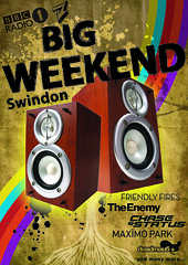 Radio 1s Big Weekend Advertisement