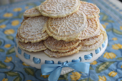 Pizzelle Cookies - 29