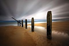 Blyth Beach (dan barron photography - landscape work) Tags: uk longexposure seascape coast sigma northumberland 1020mm 10stop blythbeach