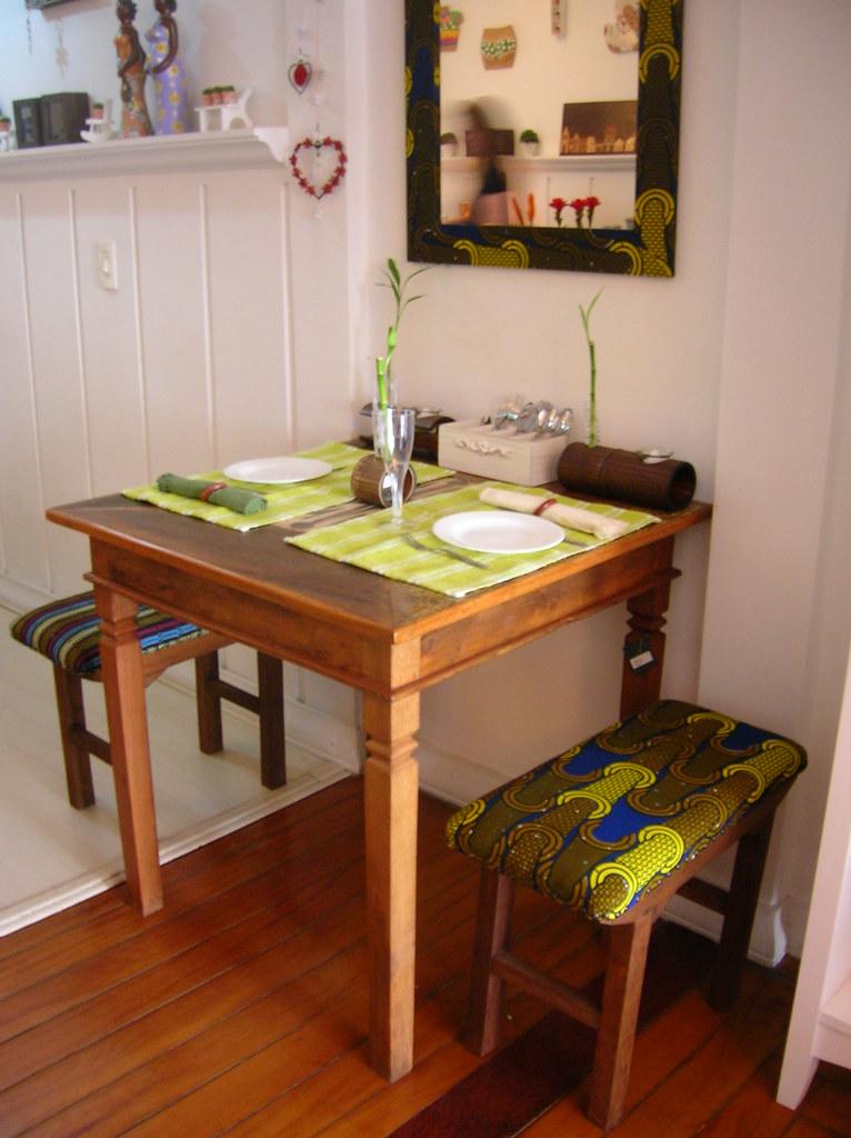 Mesa de Jantar para 2 Pessoas