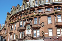 Charing cross, Glasgow (gordonjc) Tags: scotland glasgow charingcross brokenclock williambirnierhind