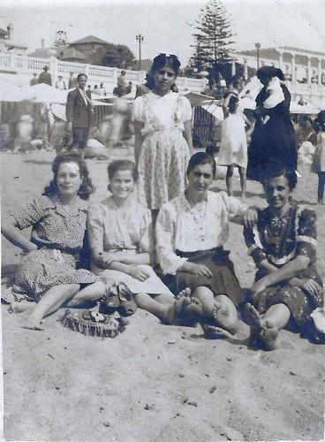 Foz_Douro_1945