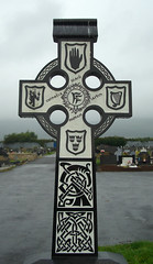 Celtic Cross, Milltown Cemetery, Belfast