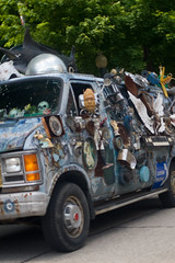 Art Car Parade-10 (deadgekko) Tags: artcarparade