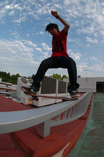 NUCB SBC BBQ 2009/05/23