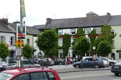 the centre of the writers week festival, Listowel